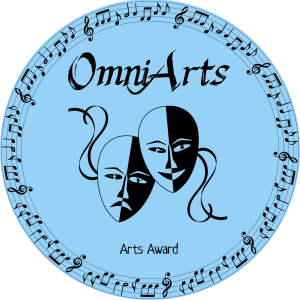 Bronze Arts Award group from OmniArts